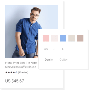Example of dropshipping product