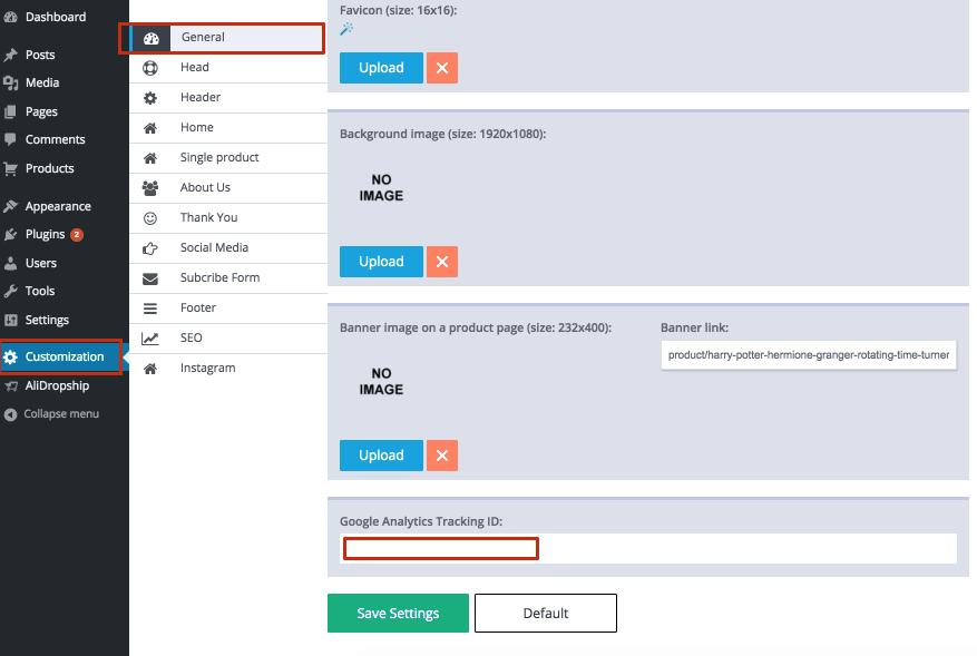 Customization ‹ DropShip — WordPress 2016-06-15 14-19-37