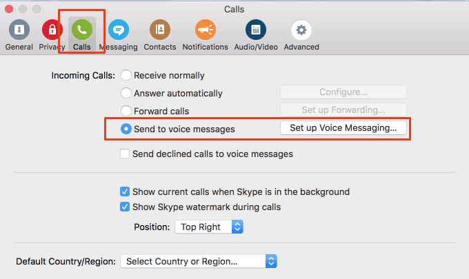 how to make viber my default incoming call settings