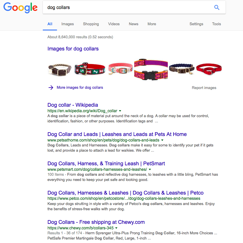 Choosing a Dropshipping Niche: Using Search Engines