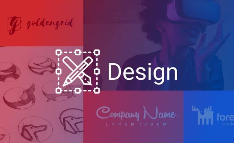 Design brand logo