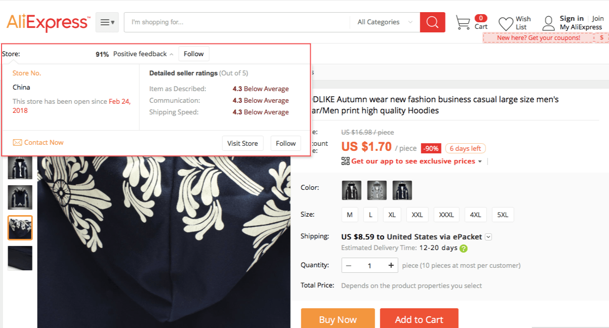 Best Dropshipping Suppliers: AliExpress vs Other Dropshipping Providers