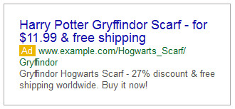A Perfect AdWords ROI Campaign for a Dropshipping Store