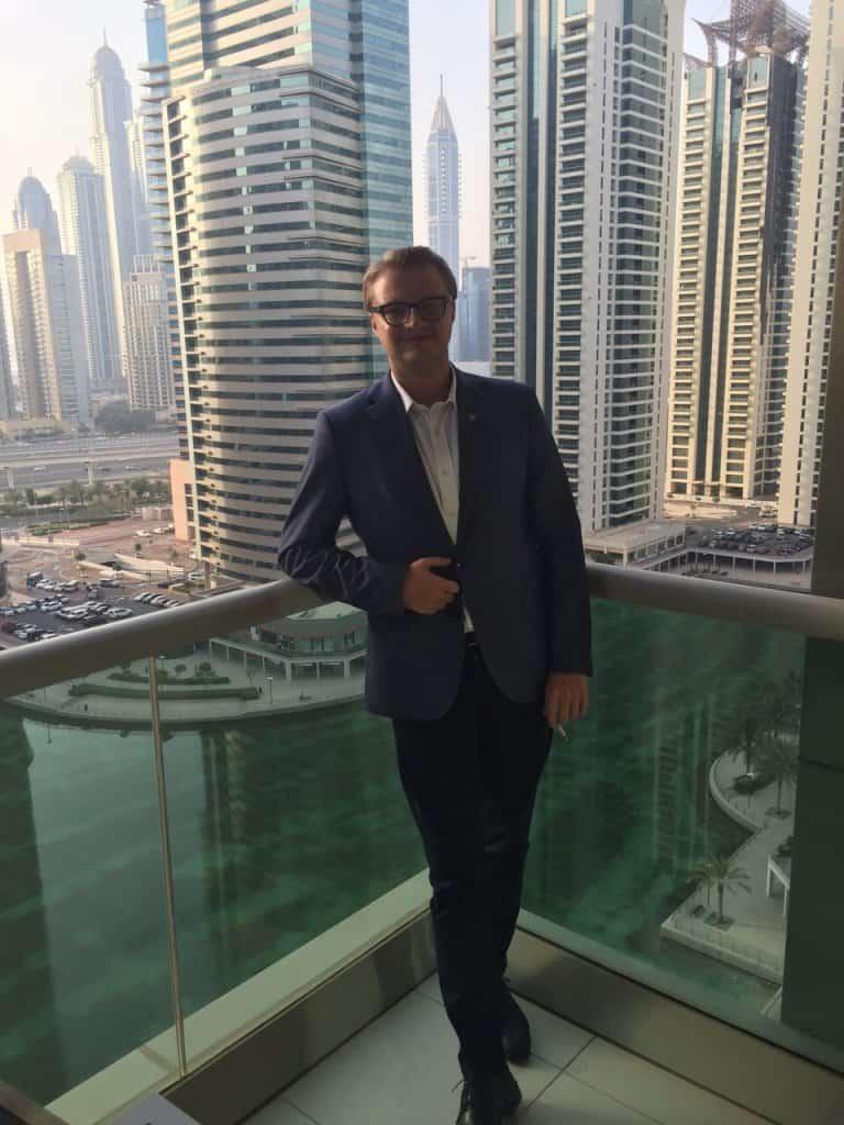 Bringing dropshipping to Dubai