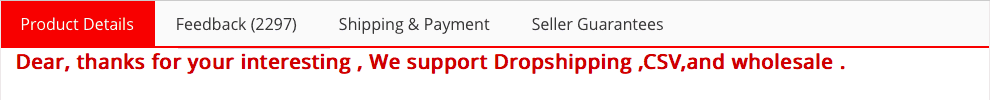 Can I Dropship From My Country?