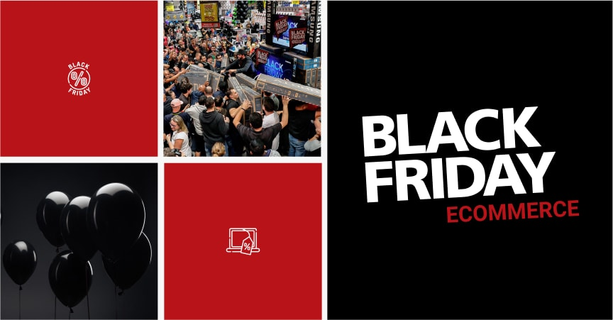 a cover of the article on improving black friday ecommerce results