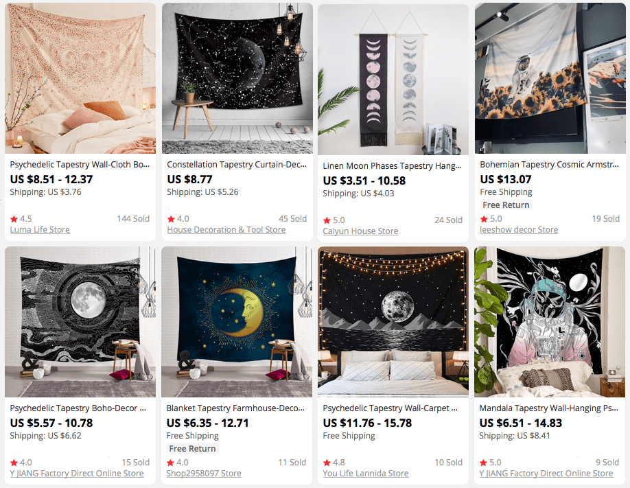 Best Products For Drop Shipping: 3 Reasons To Sell Space-Themed Items