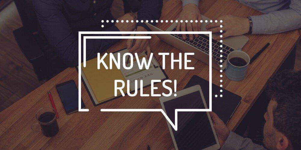 rules that regulate how to choose top level domains
