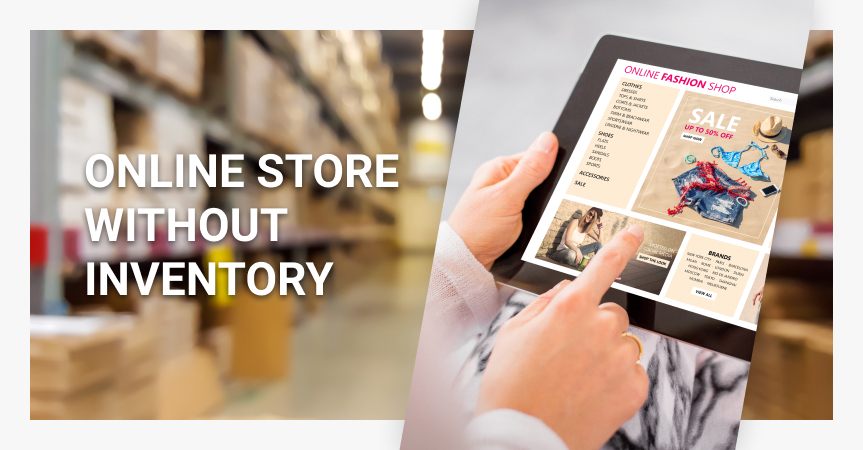 Online Store Without Inventory