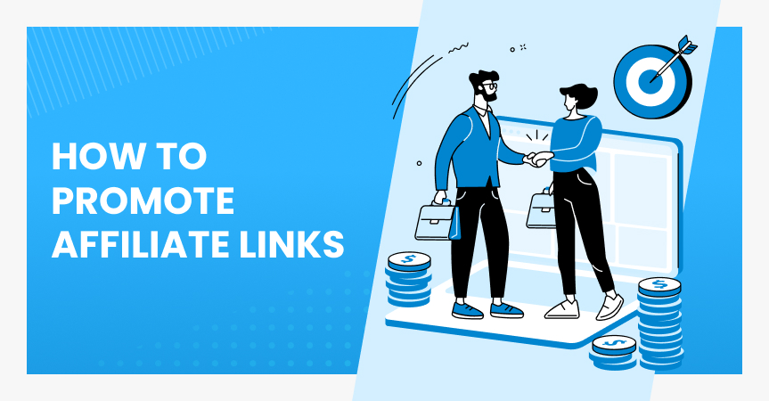 How to promote affiliate links? In many cases, writing works great!