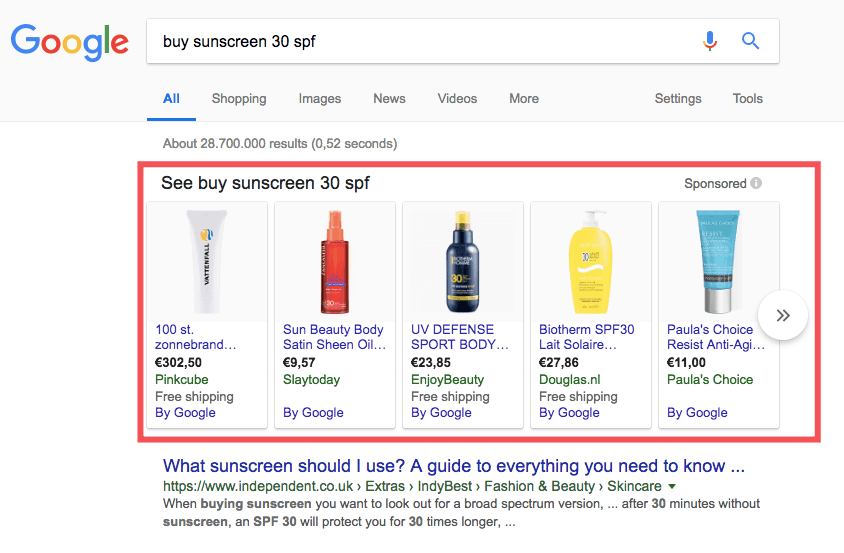 Google Merchant add-on is a piece of dropshipping software helping your products get featured in Google ads