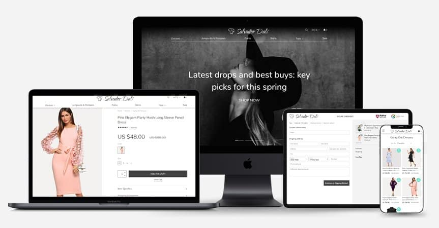 Meet Dali: A Stylish And Elegant Theme For Your Dropshipping Store