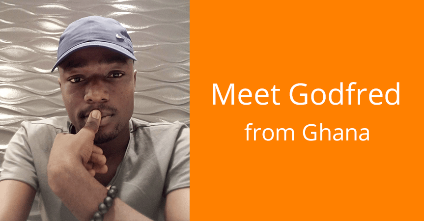 Minimum $500 Every Week: Godfred from Ghana Shares His Dropshipping Experience