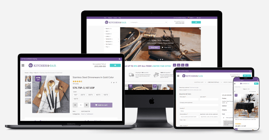 The FIRST Free WooCommerce Dropshipping Theme From AliDropship