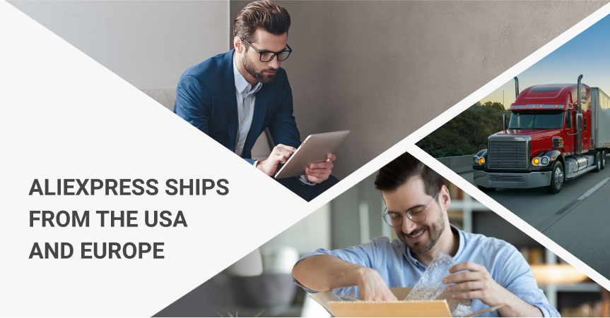 AliExpress Ships From The USA And Europe