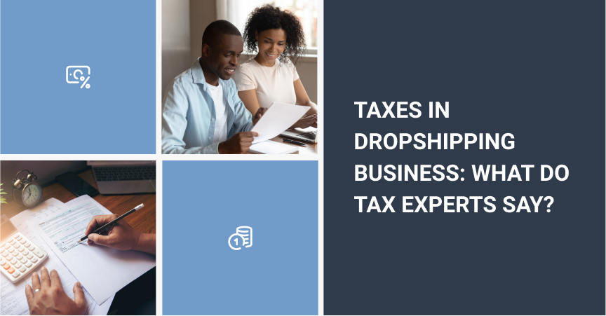 Taxes In Drop Shipping Business Main