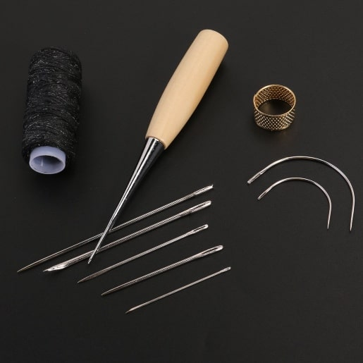 Leather craft tools on AliExpress