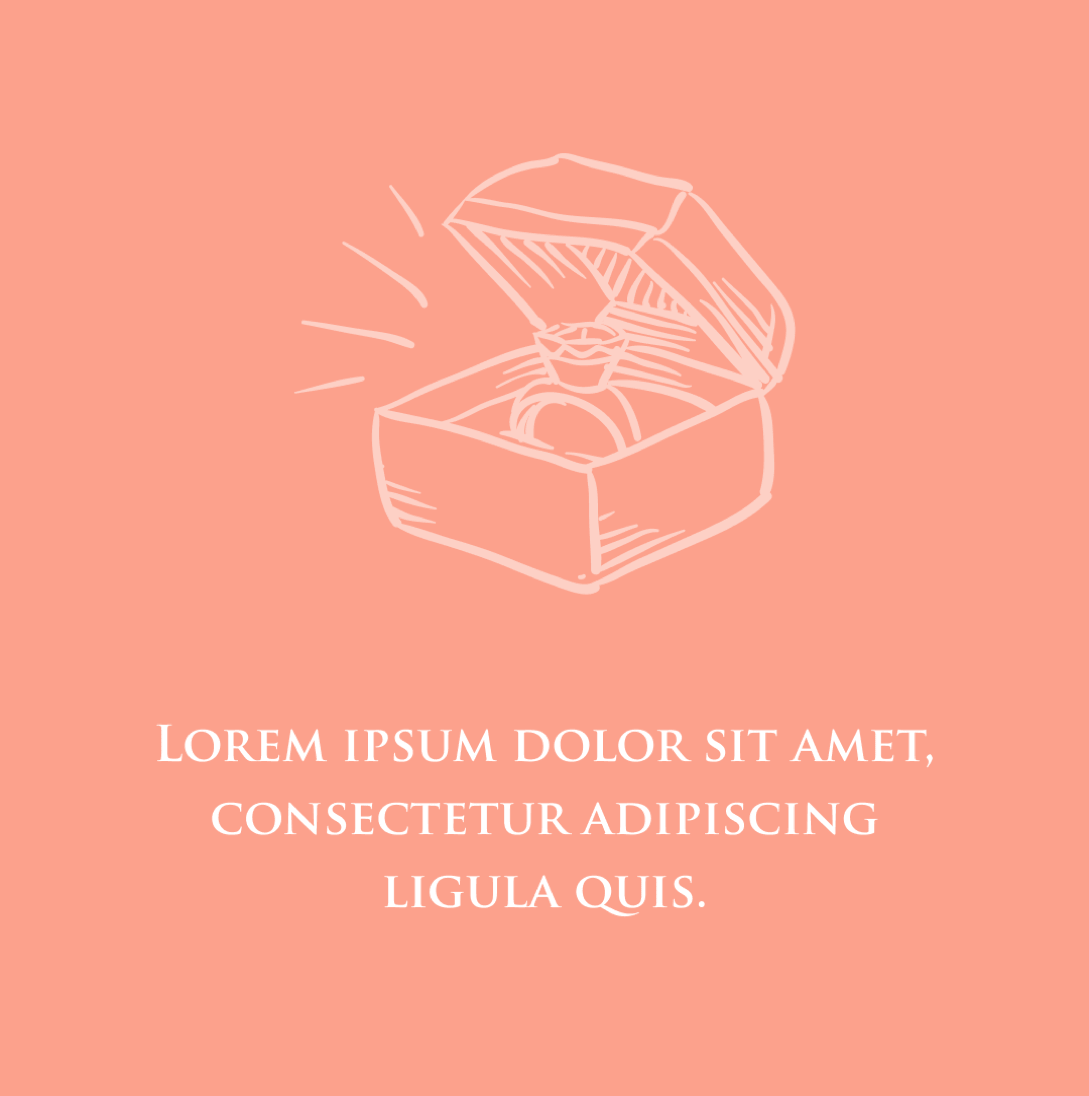 design of Instagram business posts