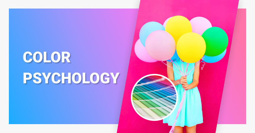 How to use color psychology in web store design?