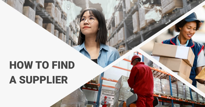 How To Find A Supplier
