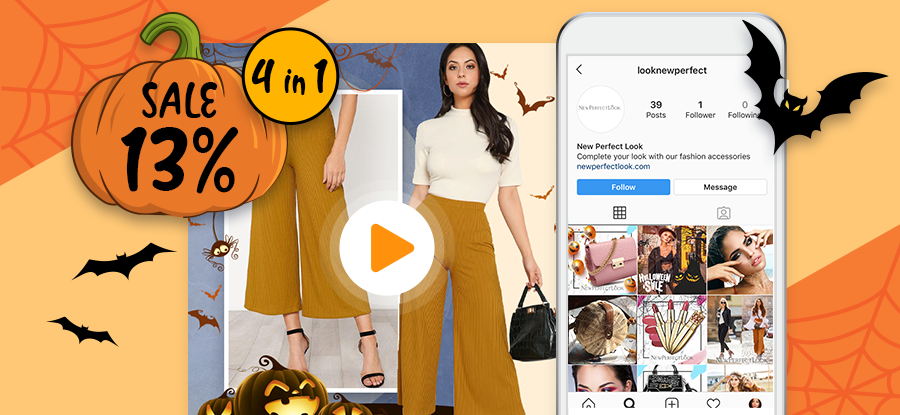 Halloween Marketing Services Bundle
