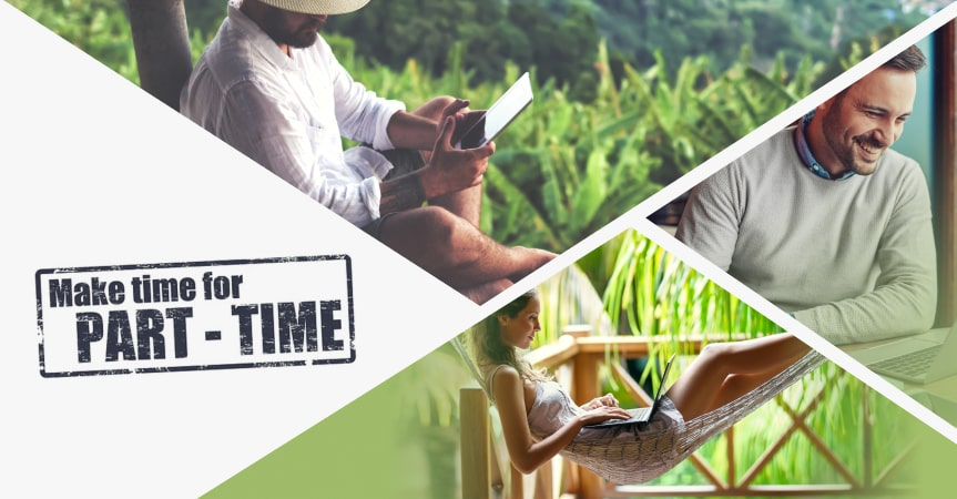 part-time online business
