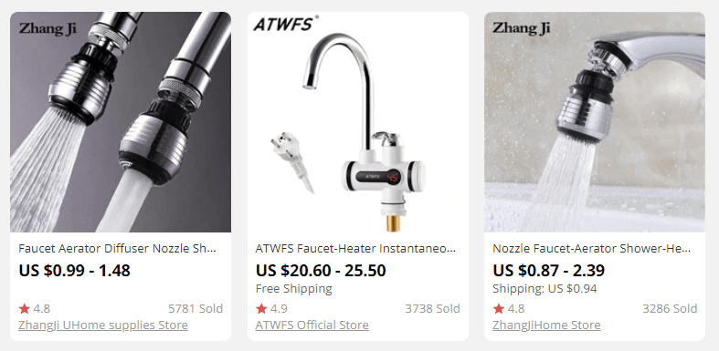 dropshipping bathroom accessories