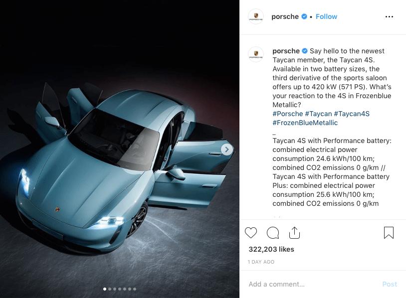 Top brands boost Instagram