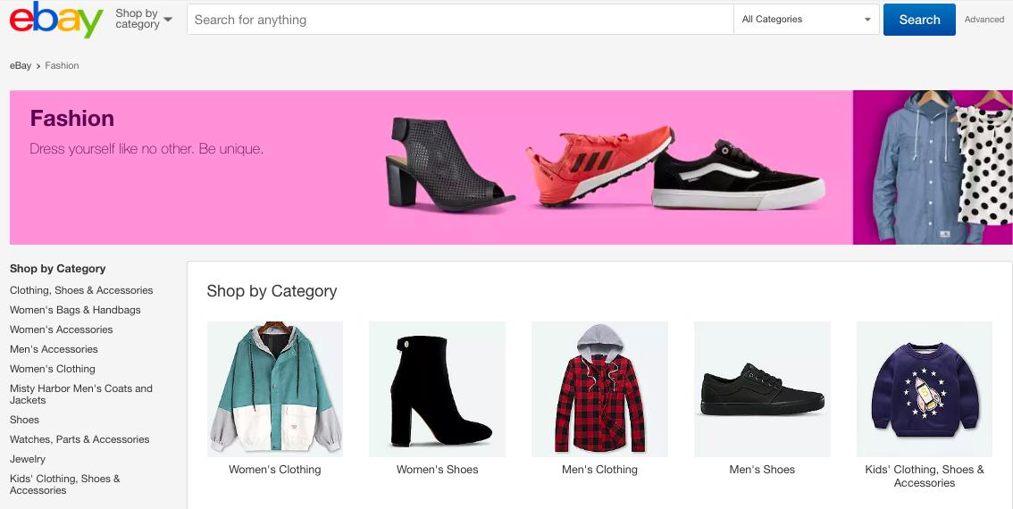 using eBay as a dropshipping supplier