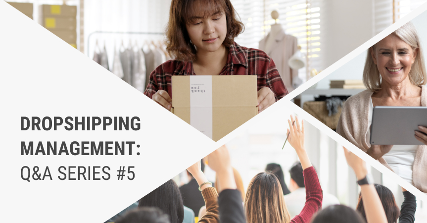 Find out how to organize your day-to-day dropshipping management operations
