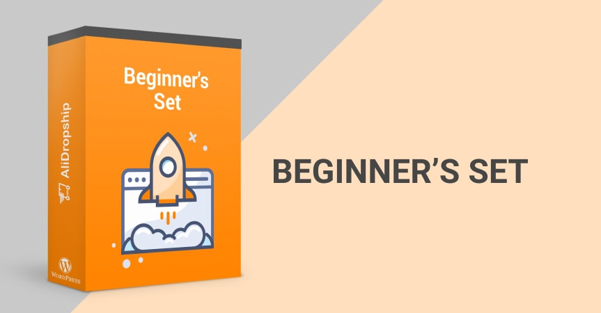 Beginner's Set: Dropshipping Management Tools With 30% OFF!