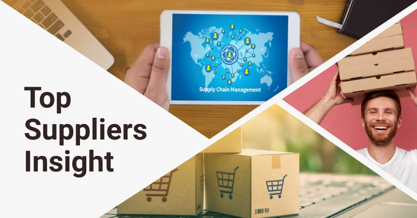 "How To Find Free Dropshipping Suppliers For Your Store With The Help Of ""Top Suppliers"" Insight"