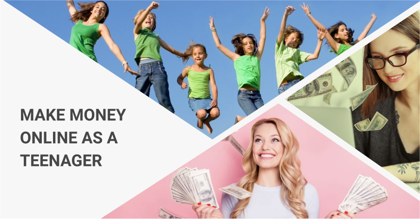 Easy Ways To Make Money Online As A Teenager