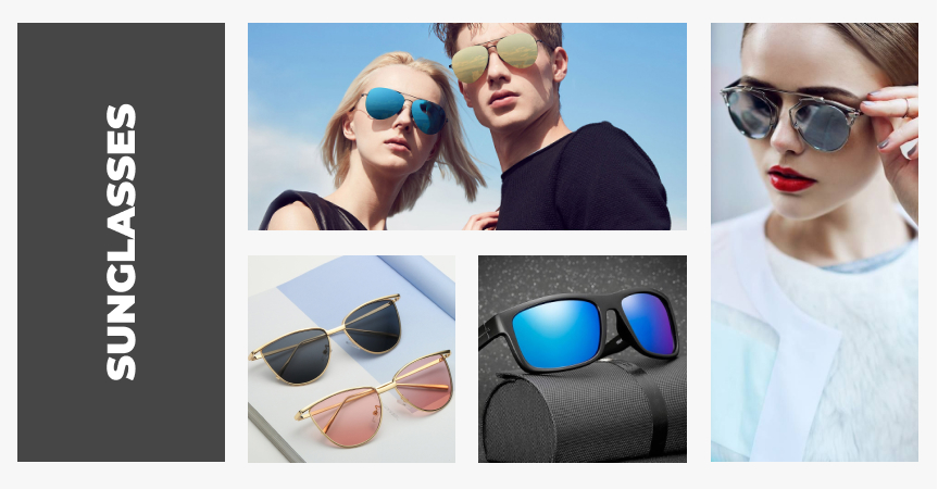 Want To Dropship Sunglasses? Consider These Product And Seller Options!