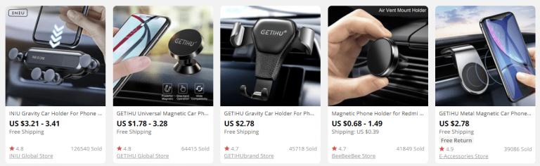dropship car accessories