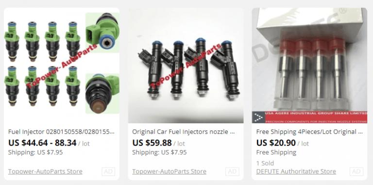 dropship auto parts