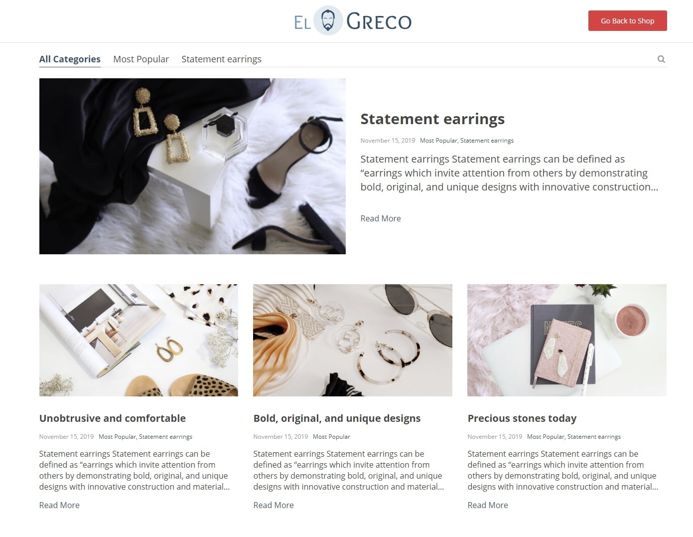 blog for ecommerce business