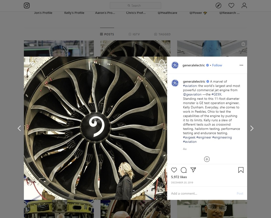 instagram accounts to learn from