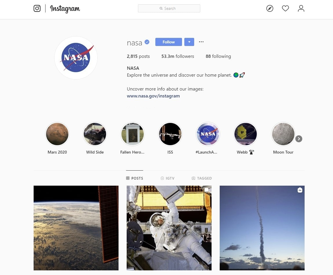 educational instagram accounts