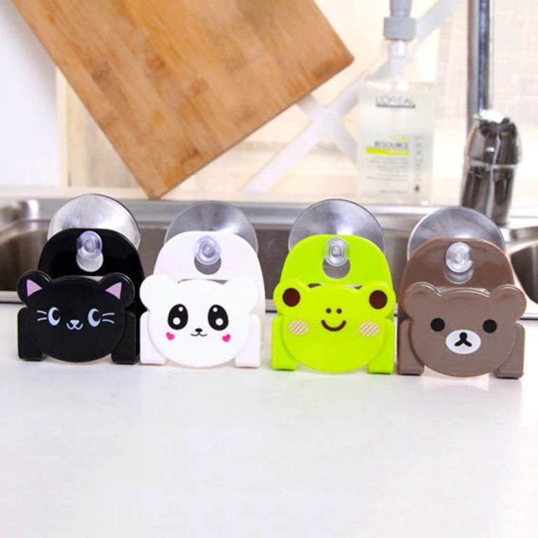 Sink sponge holders as an example of cute products for dropshipping