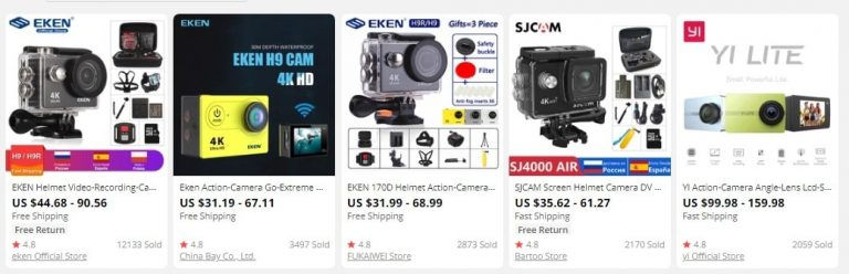 resell cameras