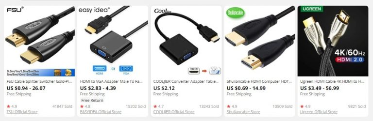 resell cables