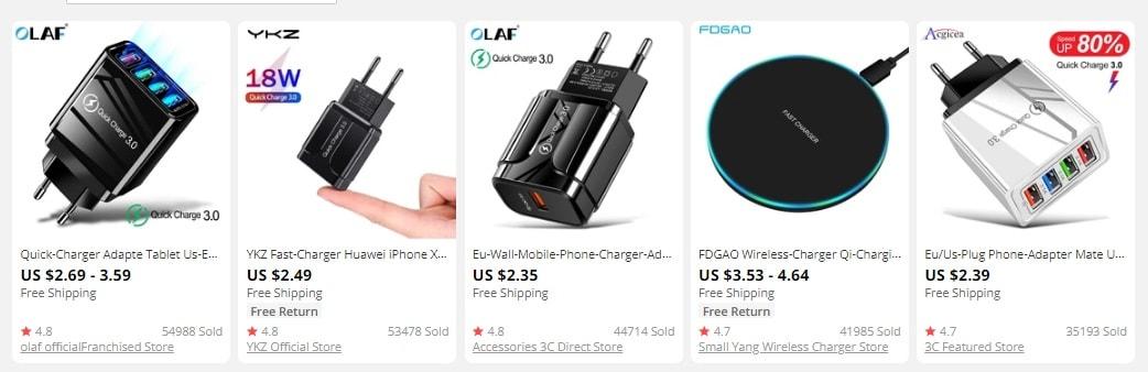 dropship phone accessories