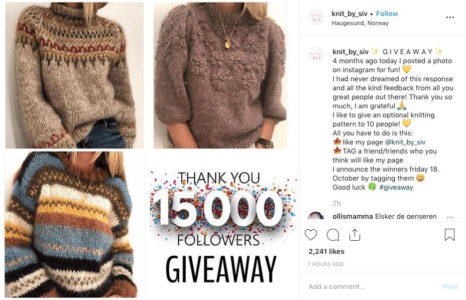 boost instagram
