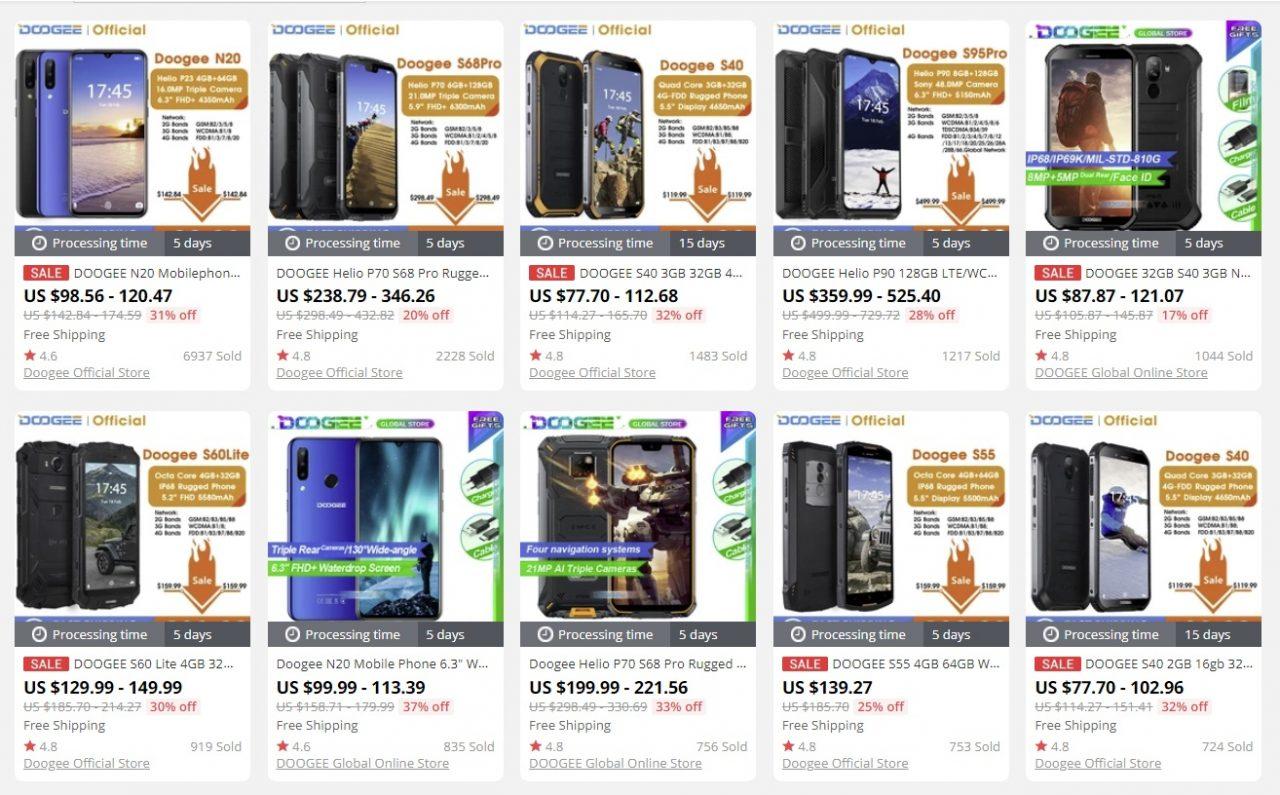 dropship smartphones