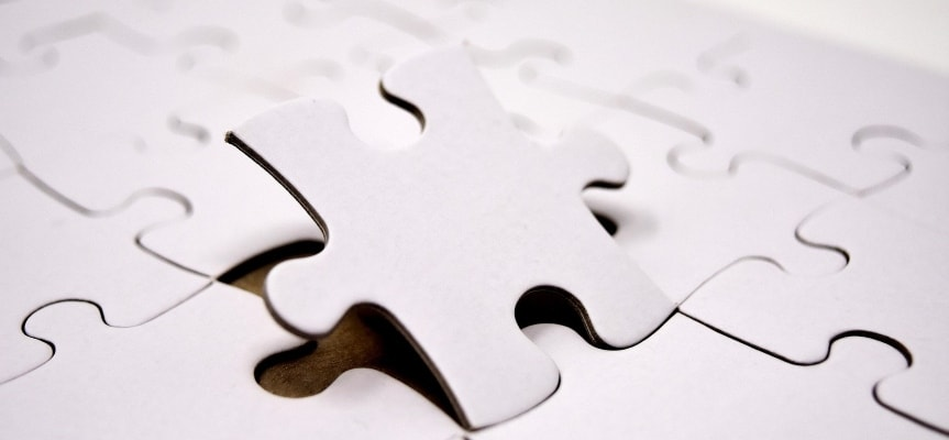Just like a puzzle consists of small parts, any job can be divided into smaller tasks