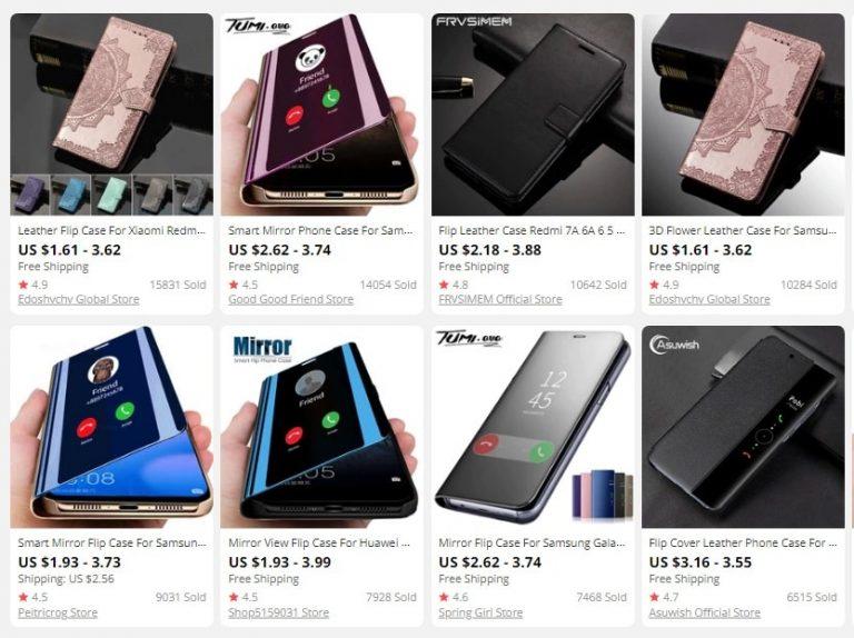 dropship capas para celular