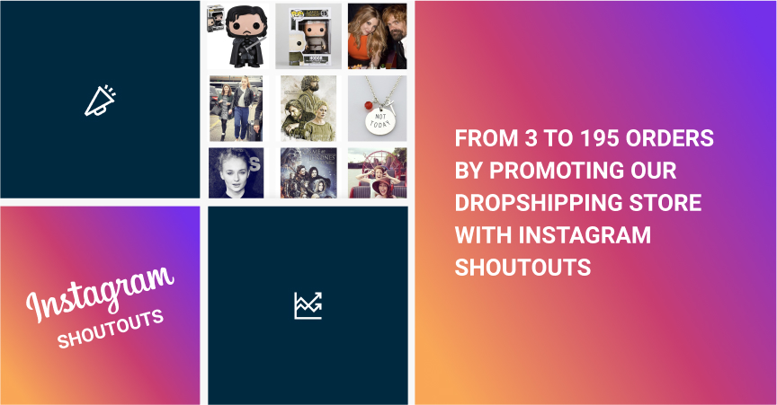 Promoting Our Dropshipping Store with Instagram Shoutouts