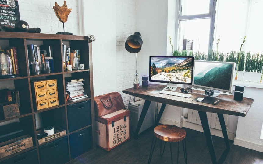 Home Office Inspiration: Fun Ideas For A Cool Setup