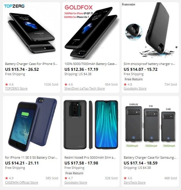 dropship phone cases